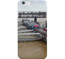 Submerged Walkways iPhone Case/Skin