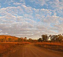 Australia - Outback Cloudscape by Flemming Bo Jensen