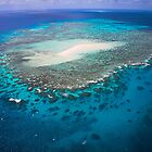 Australia - Great Barrier Reef by Flemming Bo Jensen