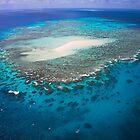 Australia - Great Barrier Reef by Flemming Bo Jensen
