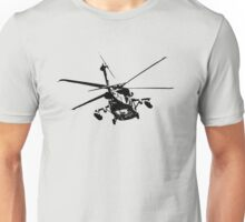 blackhawk outbound [ black on light T ] Unisex T-Shirt