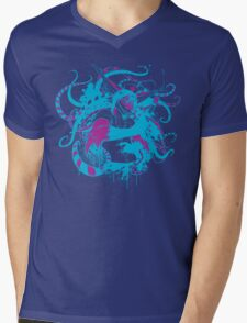 Doctor Q Mens V-Neck T-Shirt