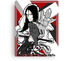 NecroRaver - Touch Faith Canvas Print