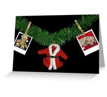 Christmas Memories Greeting Card