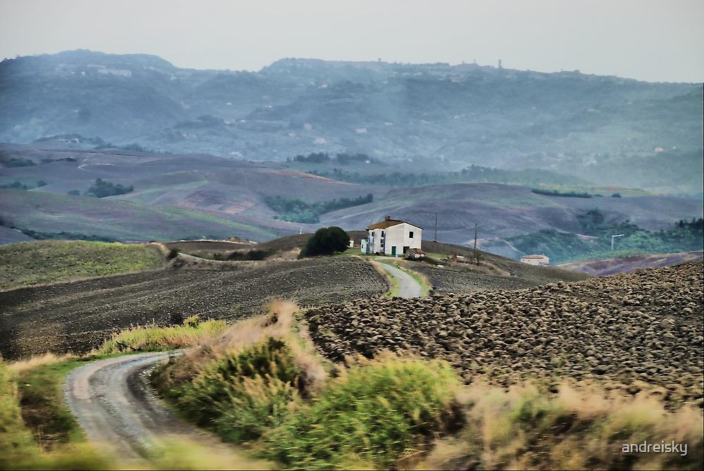 Paesaggi Toscani III by andreisky