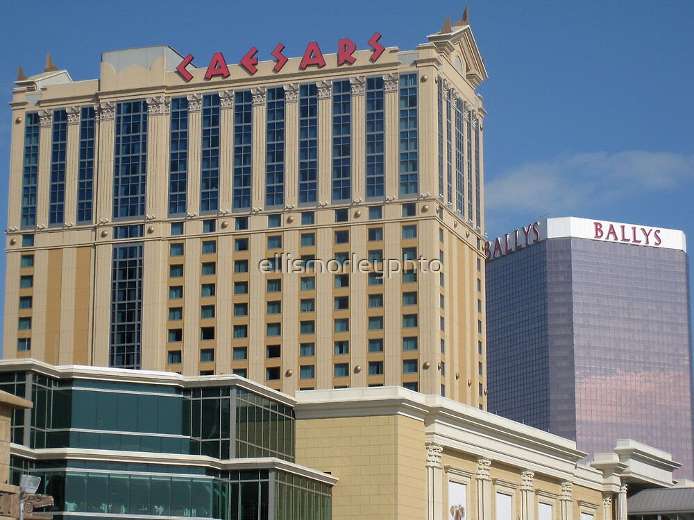 *Atlantic City*:View from the boardwalk, down by the sea by ellismorleyphto