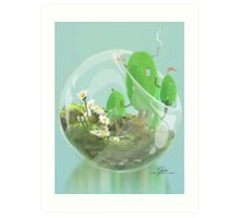 Adventure Time PRINT Art Print