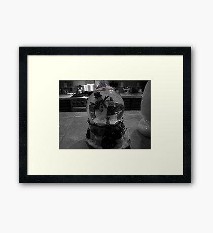 Focus Framed Print