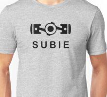 Subie Flat Unisex T-Shirt