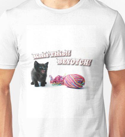 Knit This! Unisex T-Shirt
