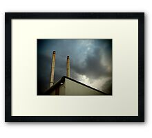 Mildara Winery Framed Print
