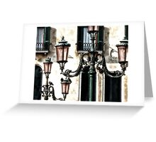 Essence of Italy Greeting Card