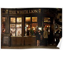 The White Lion Poster