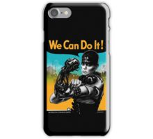 We Can Do It (Furiously) iPhone Case/Skin