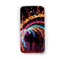 Festival of Lights Earthworm Tunnel Samsung Galaxy Case/Skin