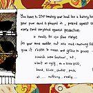 Battery Hen by Shelley Knoll-Miller