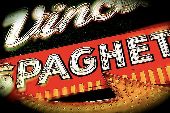 Vince's Spaghetti by chrissylong
