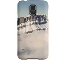 Above the Clouds, French Alps Samsung Galaxy Case/Skin