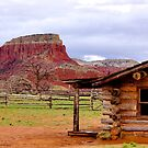Ghost Ranch, New Mexico by Nancy Richard