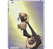The Pug King iPad Case/Skin