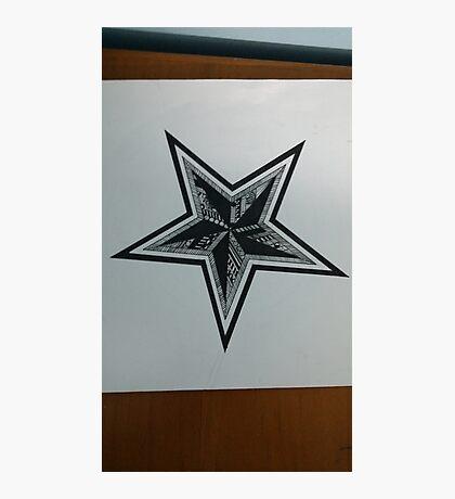 stars are black... Photographic Print