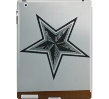 stars are black... iPad Case/Skin