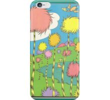 Truffula Trees iPhone Case/Skin