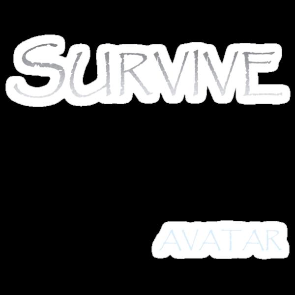 Avatar - Survive by Vintage Retro T-Shirts