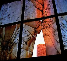 Old Factory in New Colors by Peter Benkmann