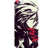 mikasa SNK iPhone Case/Skin