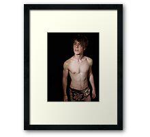The Egyptian Slave Boy Framed Print