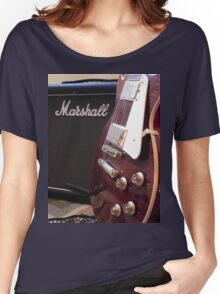 Marshall Women's Relaxed Fit T-Shirt