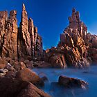 Pinnacles by John Dekker