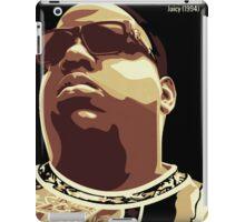 Notorious BIG Juicy iPad Case/Skin