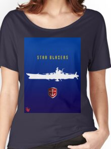 STARBLAZERS Women's Relaxed Fit T-Shirt