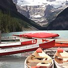 Lake Louise, Alberta, Canada by Deb22