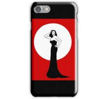 Hollywood Vixen iPhone Case/Skin