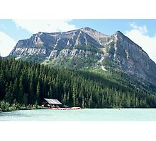 Lake Louise, Alberta, Canada Photographic Print