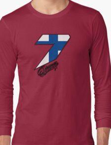 Kimi Räikkönen 7 Long Sleeve T-Shirt
