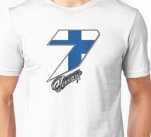Kimi Räikkönen 7 Unisex T-Shirt