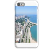 John Hancock Skyline CHICAGO iPhone Case/Skin