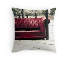 Have a Seat 1 Throw Pillow