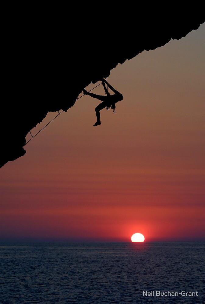 Greecian sunrise climb by Neil Buchan-Grant