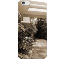Mill Run, PA: Falling Water iPhone Case/Skin
