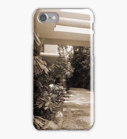 Mill Run, PA: Falling Water iPhone Case/Skin