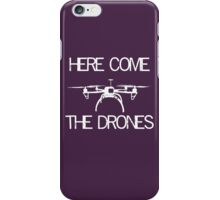 Drones iPhone Case/Skin