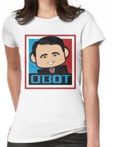 Scott Walker Politico'bot Toy Robot 3.0 Womens Fitted T-Shirt