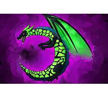Morro Dragon Photographic Print