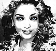 Aishwarya Rai by Sodya