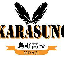 Academic Karasuno by pastelhare